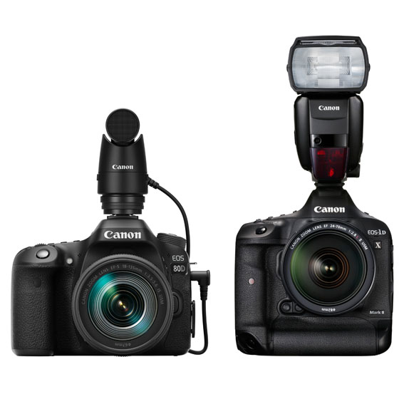 Canon'dan EOS kullanıcılarına iki yeni aksesuar