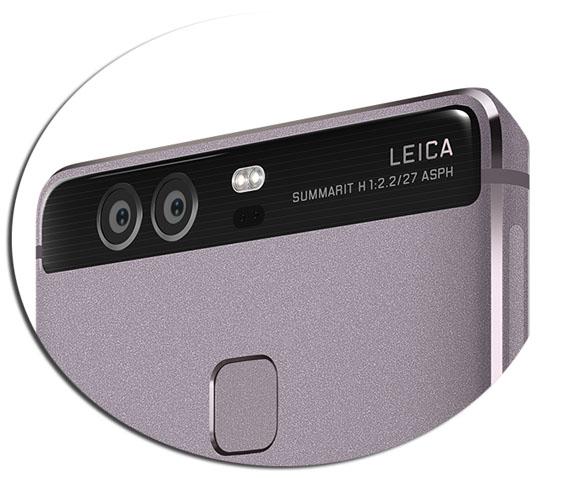 Leica kameralı Huawei P9 Türkiye'de