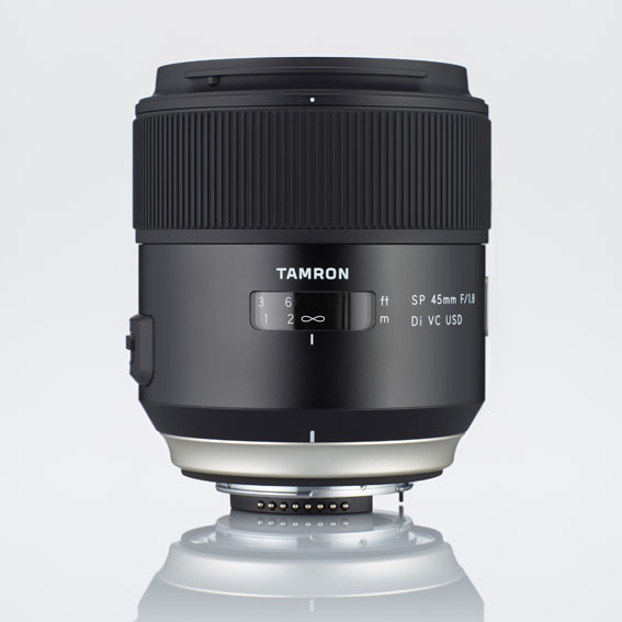 Tamron SP 45mm f/1.8 Di VC İnceleme