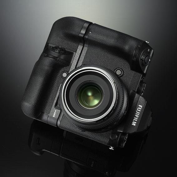 Fujifilm orta format aynasız yaptı!