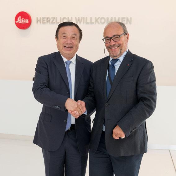 Leica ve Huawei işbirliği genişliyor