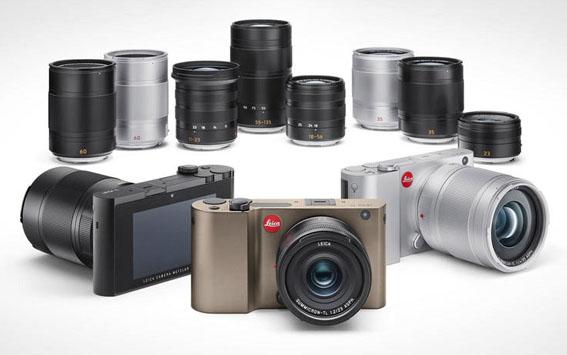 Leica TL duyuruldu