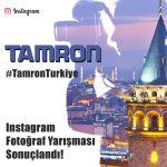 Tamron fotoğraf yarışmasında ilk 3 belirlendi