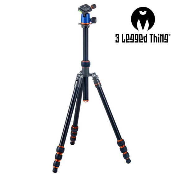 İnceleme: 3 Legged Thing Travis Travel Tripod
