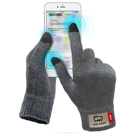 Dokunmatik ekran eldiveni
