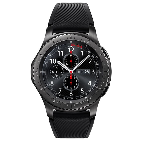 01 Samsung Gear S3 frontier_Front