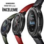 İnceleme: Samsung Gear S3 Frontier