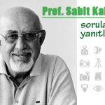 Prof. Sabit Kalfagil sorularınızı yanıtlıyor