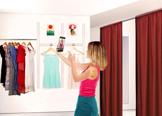 1485412244 Future of Selfies concept design mock up2 Shopping - Selfie'lerin geleceği