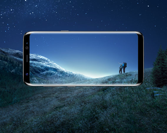 Samsung Galaxy S8 ve S8+