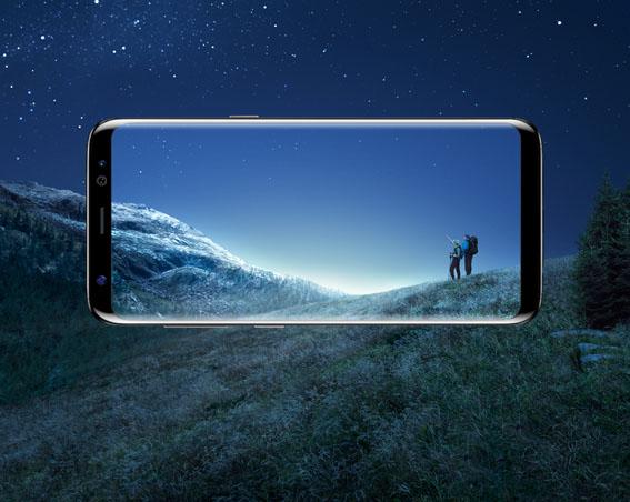 1490810468 Samsun Galaxy S8  2  - Samsung Galaxy S8 ve S8+