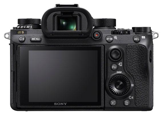 A9 rear Large - Sony a9 modelini duyurdu