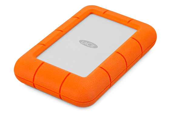 Rugged Mini k - İnceleme: Lacie Rugged Mini 4TB