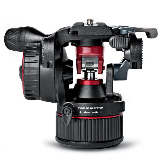 manf nitr - Manfrotto Nitrotech N8 Video Kafası
