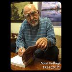 Prof. Sabit Kalfagil'i kaybettik