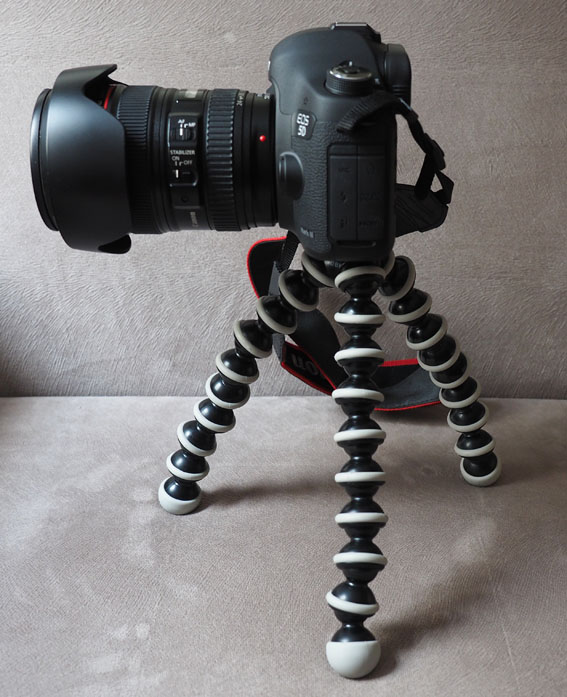 P5220107 k - İnceleme: GorillaPod SLR Zoom