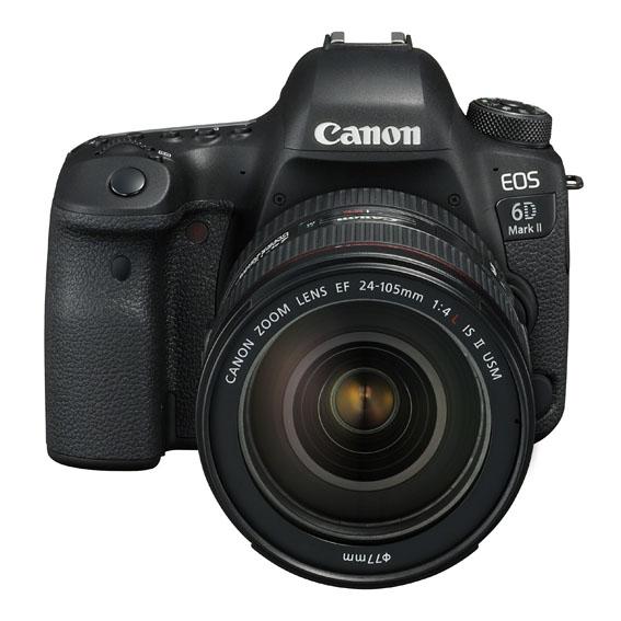 EOS 6D Mark II EF24 105mmF4LII FRA - Canon EOS 6D Mark II