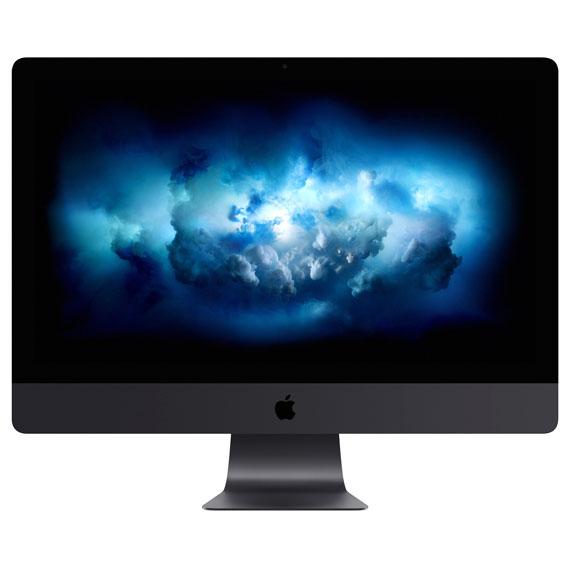 new 2017 imac pro dark grey front - iMac Pro Aralık'ta Satışa Çıkıyor