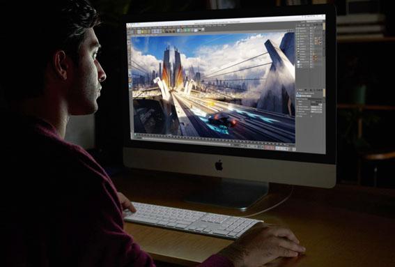 new 2017 imac pro editing - iMac Pro Aralık'ta Satışa Çıkıyor