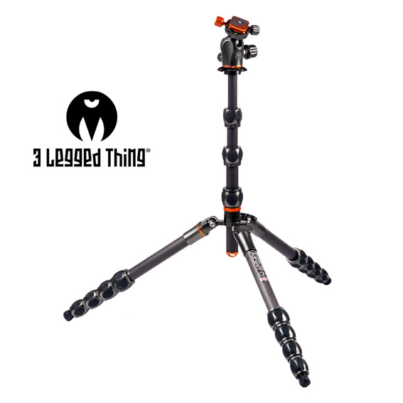 albert - İnceleme: 3 Legged Thing Albert karbon fiber
