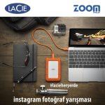 LaCie Türkiye Instagram Yarışması