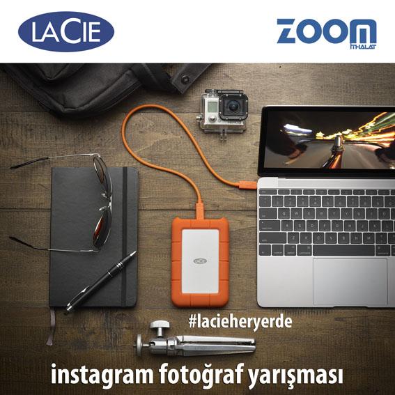 lacieyrsgorselkare - LaCie Türkiye Instagram Yarışması