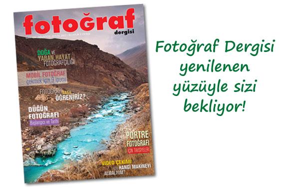 fd134g - Fotoğraf Dergisi'nin 134.sayısı yayında…