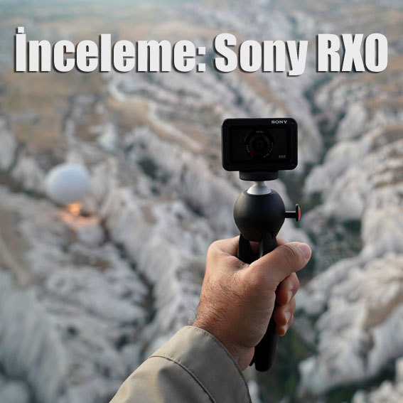İnceleme: Sony RX0