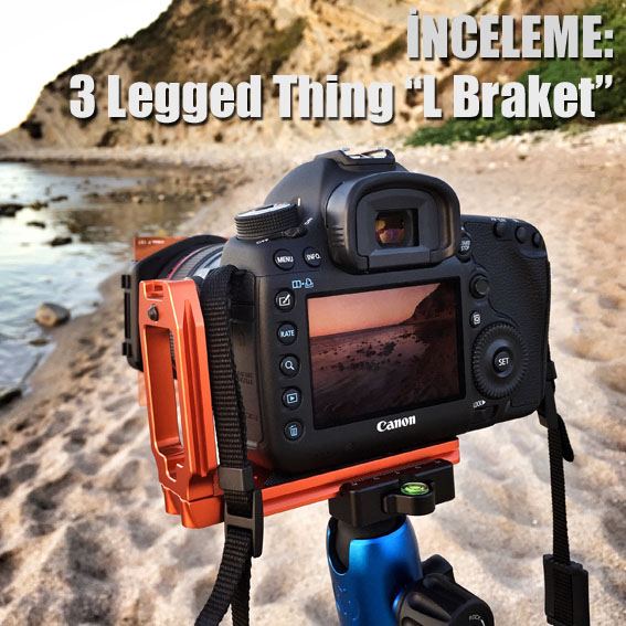 "IMG 7833 - İnceleme: 3 Legged Thing ""L Braket"""