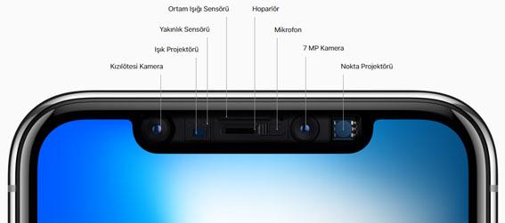 ipx on - iPhone 8, 8 Plus ve iPhone X kamera özellikleri