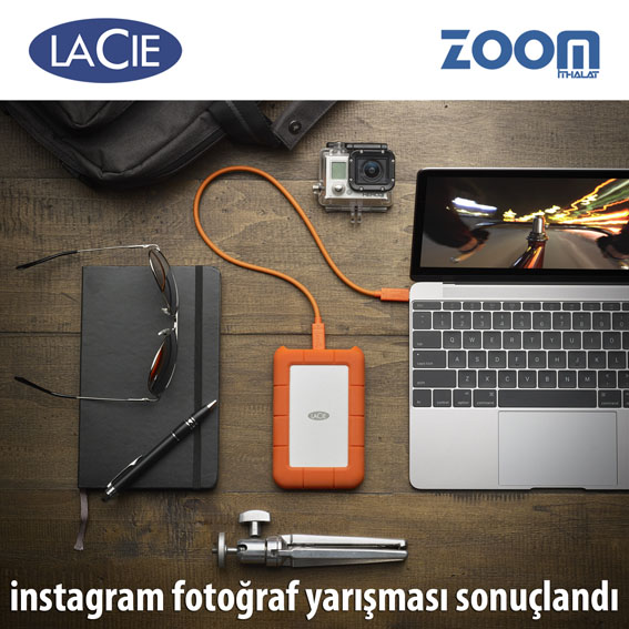 LaCie Türkiye Instagram fotoğraf yarışması sonuçlandı