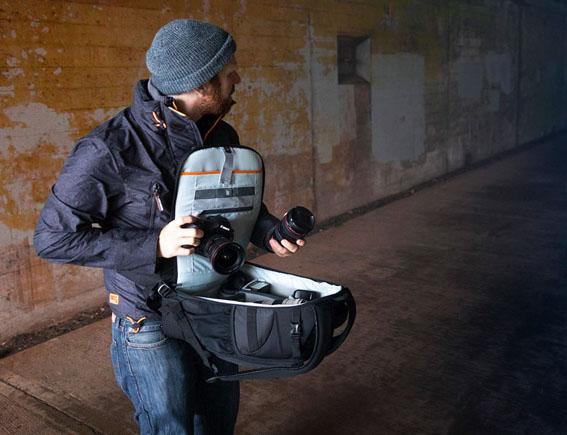 Flipside II camera backpack - Fotoğraf çantası seçmek…