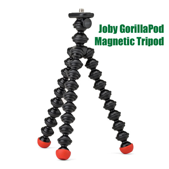 magnetic1 - İnceleme: Joby GorillaPod Magnetic Tripod