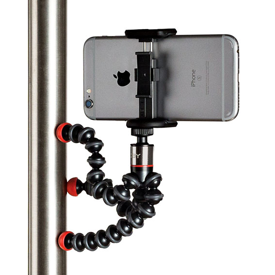 magnetic2 - İnceleme: Joby GorillaPod Magnetic Tripod