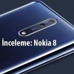 İnceleme: Nokia 8