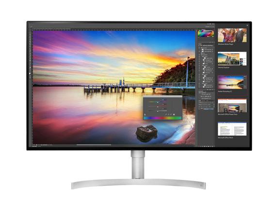 1514964099 32 inch UHD 4K monitor 1 - Yeni Nesil LG Monitörler