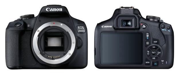 2000Dk - Canon'dan 3 yeni model