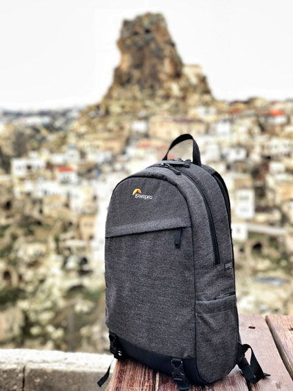 lowe2 - İnceleme: Lowepro M-Trekker BP150