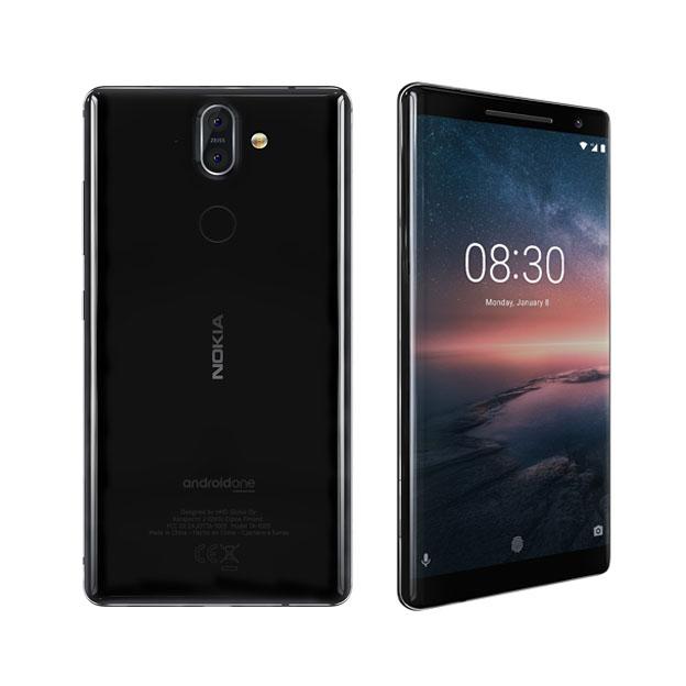 nokia8s - 2x optik zoomlu Nokia 8 Sirocco