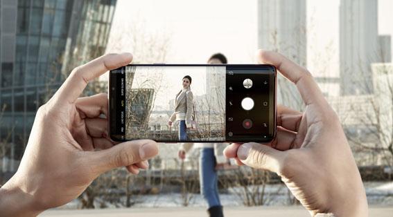 s9 1 - Samsung Galaxy S9 ve S9+