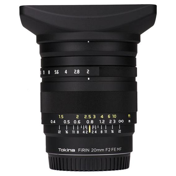 tokina20 2 - İnceleme: Tokina FiRIN 20mm f/2 FE MF