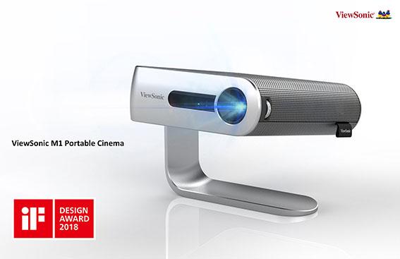M1 Visual - ViewSonic M1 Ultra Taşınabilir projeksiyon cihazı