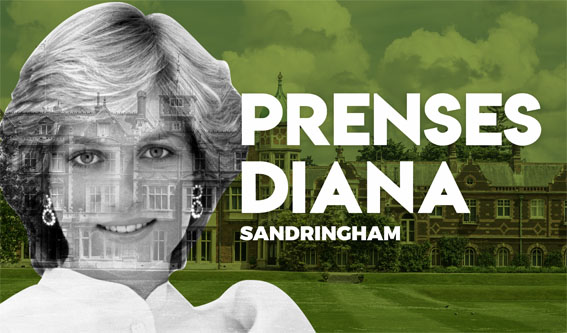 prenses diana - Dünyada İz Bırakan Kadınlar ve Şehirleri
