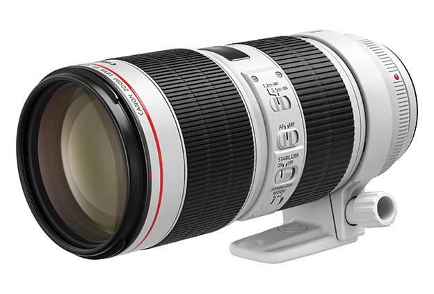 1530691521 EF 70 200mm f2.8L IS III USM FSL - Canon 70-200mm'leri yeniledi