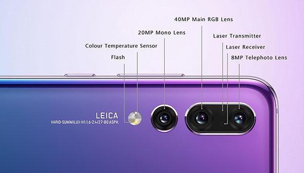 kamera - İnceleme: Huawei P20 Pro