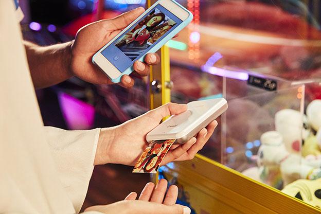 1533541960 Zoemini Lifestyle Portable Printing Josh Shinner - Cebe Sığan Fotoğraf Baskıları için Canon Zoemini