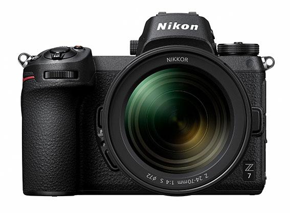 Z7 24 70 4 front.high k - Nikon Z 7 ve Z 6 duyuruldu
