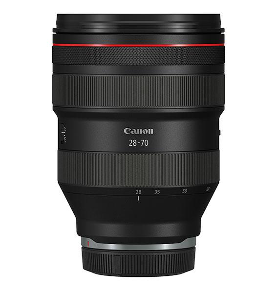 004 RF 28 70mm f2 L USM Side with cap - Photokina 2018 Değerlendirmesi