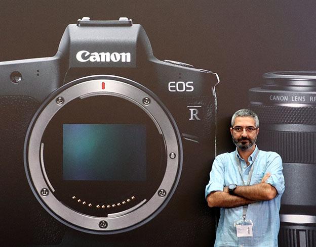 IMG 3359 - Canon Photokina 2018'de neler gösterdi?