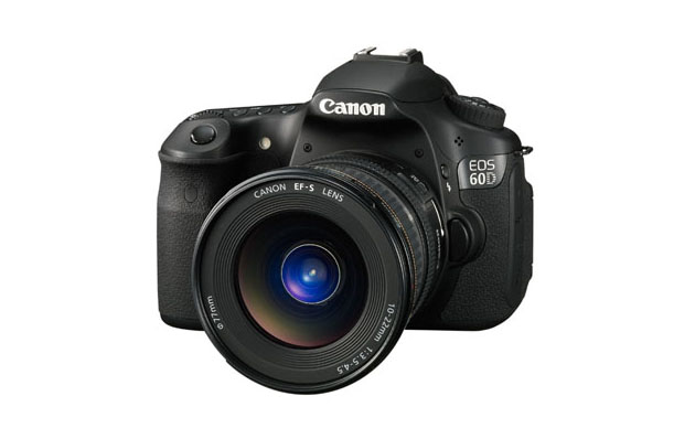 EOS 60D w EF-S 10-22mm FSL